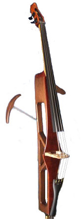 photo of Voyager electric bass