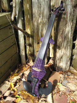 Purple Prodigy Electric Viola